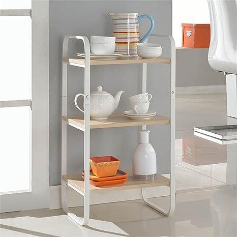 Kitchen furniture Mobili da Cucina Ferro Legno mensola microonde ...