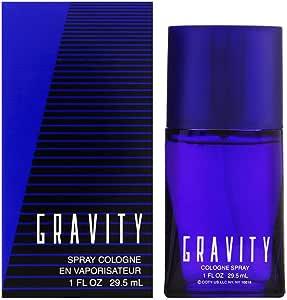Coty Gravity Cologne Spray 1.0 Oz, 29. milliliters