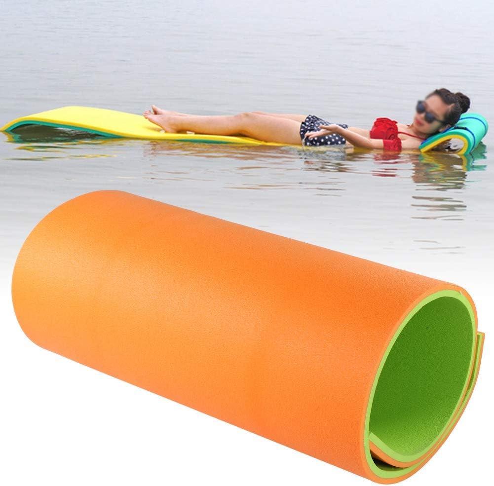 Boquite Hamaca Flotante, flotadores de Piscina, colchoneta de Agua Flotante, Manta de mar, colchón de Aire Inflable, Cama, Juguete, Equipo de natación para Adultos, niños