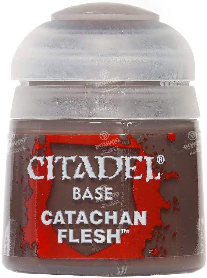 Citadel Base - Catachan Fleshtone: Amazon.es: Juguetes y juegos