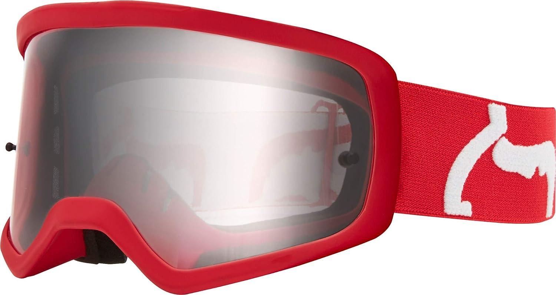 2020 Fox Racing Youth Main II PC Prix Goggle-Flame Red