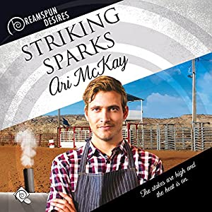 Striking Sparks Audiobook