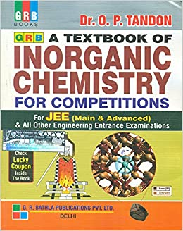 Buy Inorganic Chemistry For Competition For Iit Jee Old Edition