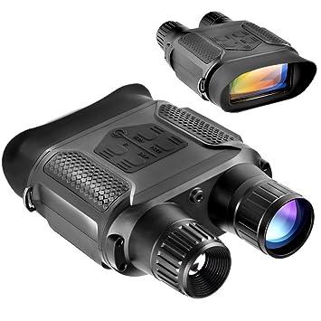 Visión nocturna binocular, alcance infrarrojo de la visión nocturna digital - 640x480p Cámara y videocámara