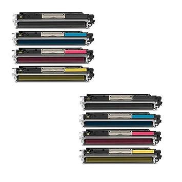 5 ECS Compatible tóner Cartuchos reemplazar 729 para ...