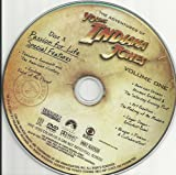 The Adventures of Young Indiana Jones Vol. 1 Disc 3 Replacement Disc!