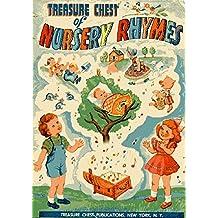 1942 Treasure Chest of Nursery Rhymes digital restoration (Retro Relics in PR Book 2)