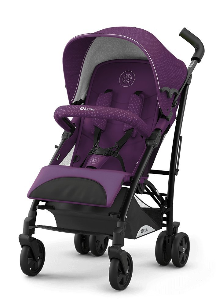 Kiddy USA Evocity, Royal Purple
