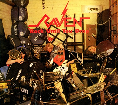 Raven - Rock Until You Drop [No USA] (United Kingdom - Import)