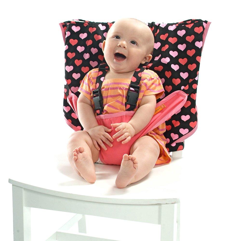 My Little Seat Travel High Chair - All My Lovin