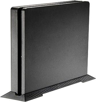 eXtremeRate Soporte Vertical Armazón Perpendicular Antideslizante para la Consola del Playstation4 PS4 Slim Negro: Amazon.es: Electrónica