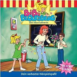 Die neue Lehrerin (Bibi Blocksberg 75)
