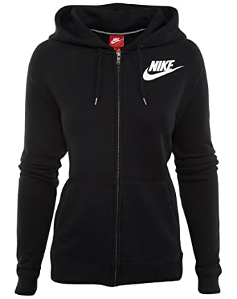 d6f792a62c51 Nike Women s Rally Full-Zip Hoodie at Amazon Women s Clothing store