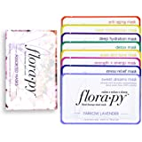 Florapy Beauty Assorted Sheet Mask Set, 8 Count