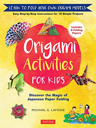 Origami Activities For Kids Discover The Magic Of Japanese Paper