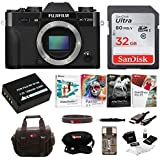 Fujifilm X-T20 Mirrorless Camera Body 32GB Body Bundle
