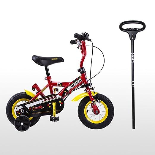LVZAIXI Bicicleta de lujo de 10 pulgadas con putter: Amazon.es: Hogar