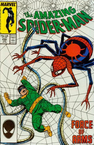 Amazing Spider-Man #296 Force of Arms