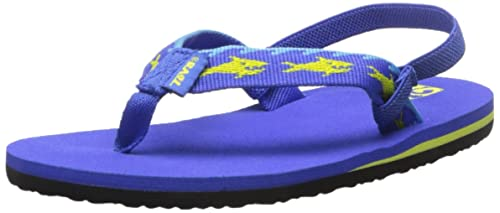 Teva Mush II Fashion Flip Flop Sandal (Toddler/Little Kid/Big Kid)