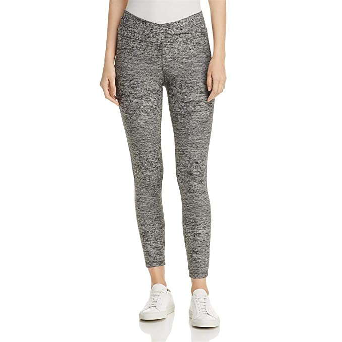 497265e6fa4d79 Image Unavailable. Image not available for. Color: Eileen Fisher Womens  Tech Fitness Yoga Athletic Leggings Gray L