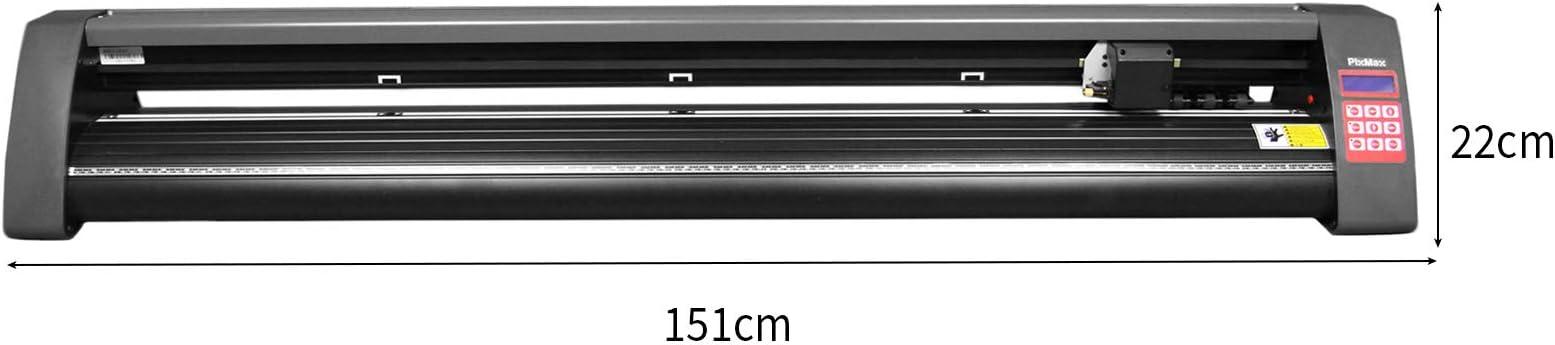 PixMax - Plóter para Corte de Vinilo XL de 150cm PixMax con ...