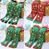 Hot Sale!!! Christmas Socks, Jushye 3D Printed