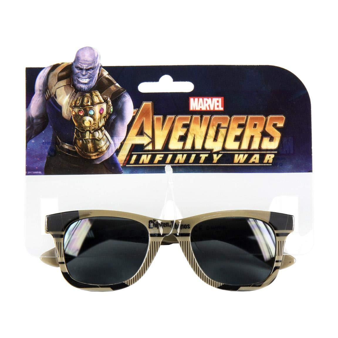Negro Artesania Cerda Gafas De sol Avengers Thanos Occhiali da Sole Nero 52 Bambino