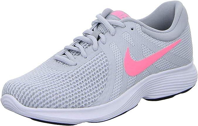 Nike Revolution 4, Zapatillas de Deporte para Mujer, Multicolor ...