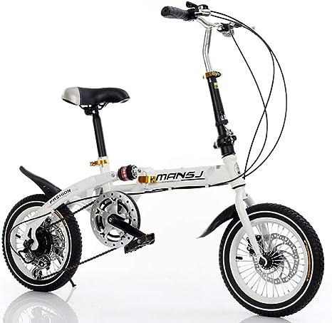 Crucero, Bicicletas Plegables para Niños, Acero Al Carbono ...