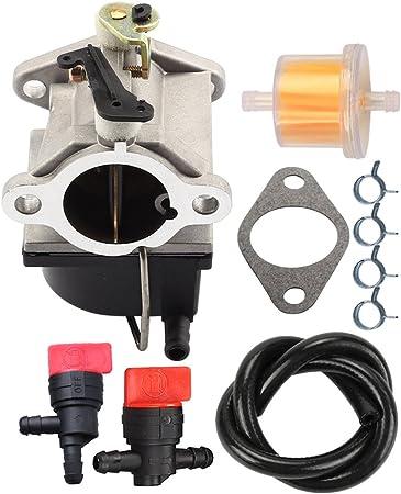 Carburetor Air Filter For Tecumseh 640065A 13 13.5Hp 14Hp 15Hp Tractor Parts New