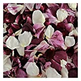 Rose Petals 300 cups. Seduction Blend Rose Petals Wedding Decoration