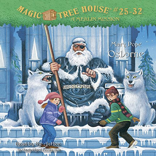Magic Tree House Collection: Books 25-32 (The Magic Tree House Audio)