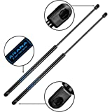 Rear Glass Struts Compatible with 1997-2006 Jeep Wrangler Shocks - Rear Glass WINDOW Hatch - Gas Charged Lift Supports…