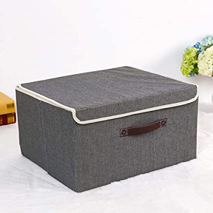 Amazon Com Mafyu Storage Boxes Non Woven Large Quilt