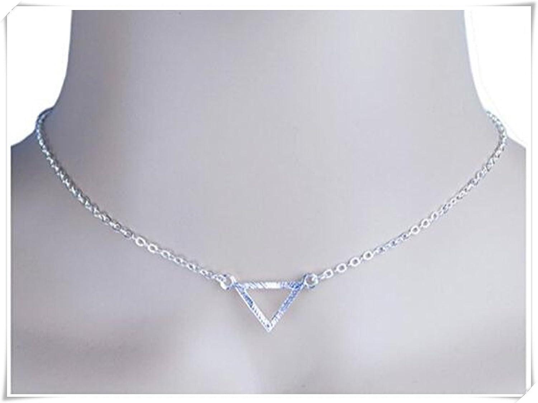 Triángulo collar
