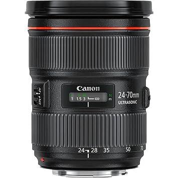 Canon EF 24-70mm f/2.8L II USM: Amazon.es: Electrónica