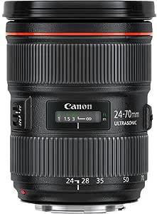 Canon EF 24-70mm f/2.8 L II USMLens,Black(EF24-70LIIU)