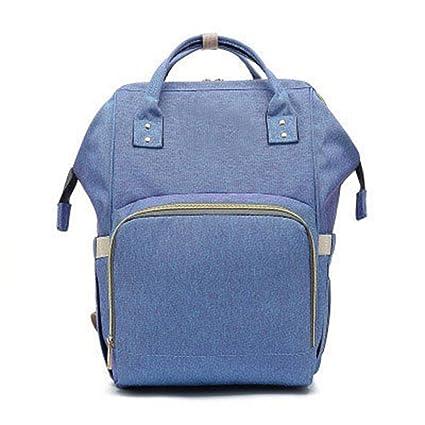 Bolsa de pañales mochila Oxford tela bolsa de almacenamiento ...