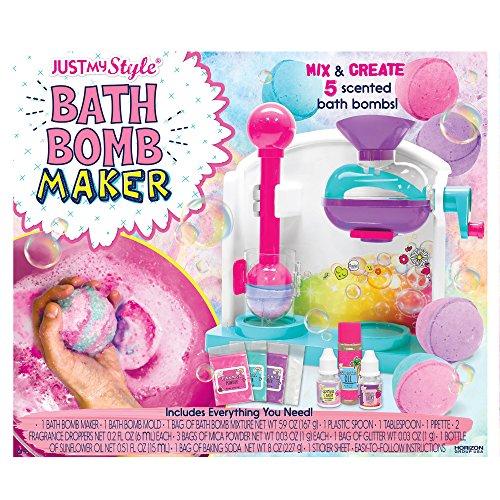 So bath bomb the best amazon price in savemoney just my style bath bomb maker by horizon group usa solutioingenieria Choice Image