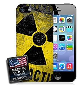 Radioactive Nuclear For Iphone 5C Phone Case Cover Hard Case