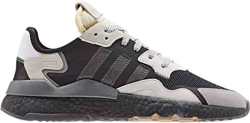 adidas, Nite Jogger Negro BD7933, Zapatillas Negras para ...