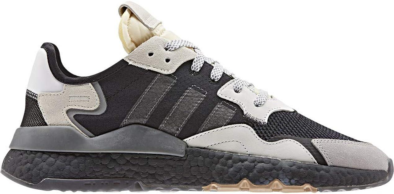 adidas, Nite Jogger Negro BD7933, Zapatillas Negras para Hombre,44: Amazon.es: Zapatos y complementos