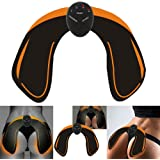 Andrewxdi EMS Hips Trainer - Hip up Massage - Intelligent Butt Toner - Hips Muscle Toner Helps to Lift, Stimulation, Firm and Shape The Butt