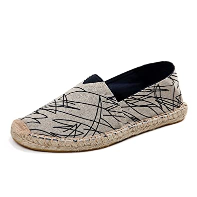 403cb375e edv0d2v266 Women Flats Shoes Women Canvas Shoes Hollow Out Breathable  Loafers Espadrilles(Green 34/