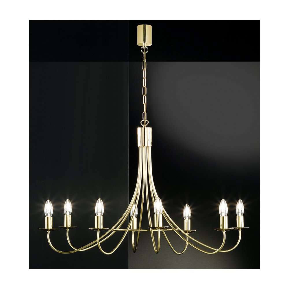 Honsel Leuchten Krone Alena 11618
