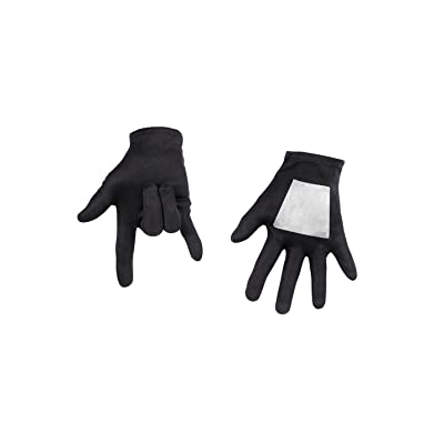 Disguise Marvel Spider - Man Black-Suited Spider - Man Child Gloves , One Size: Toys & Games