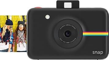 Amazon.com : Polaroid Snap Instant Digital Camera (Black) with ...