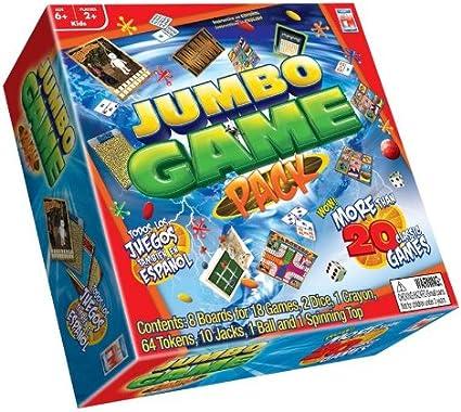 Jumbo Board Game Set