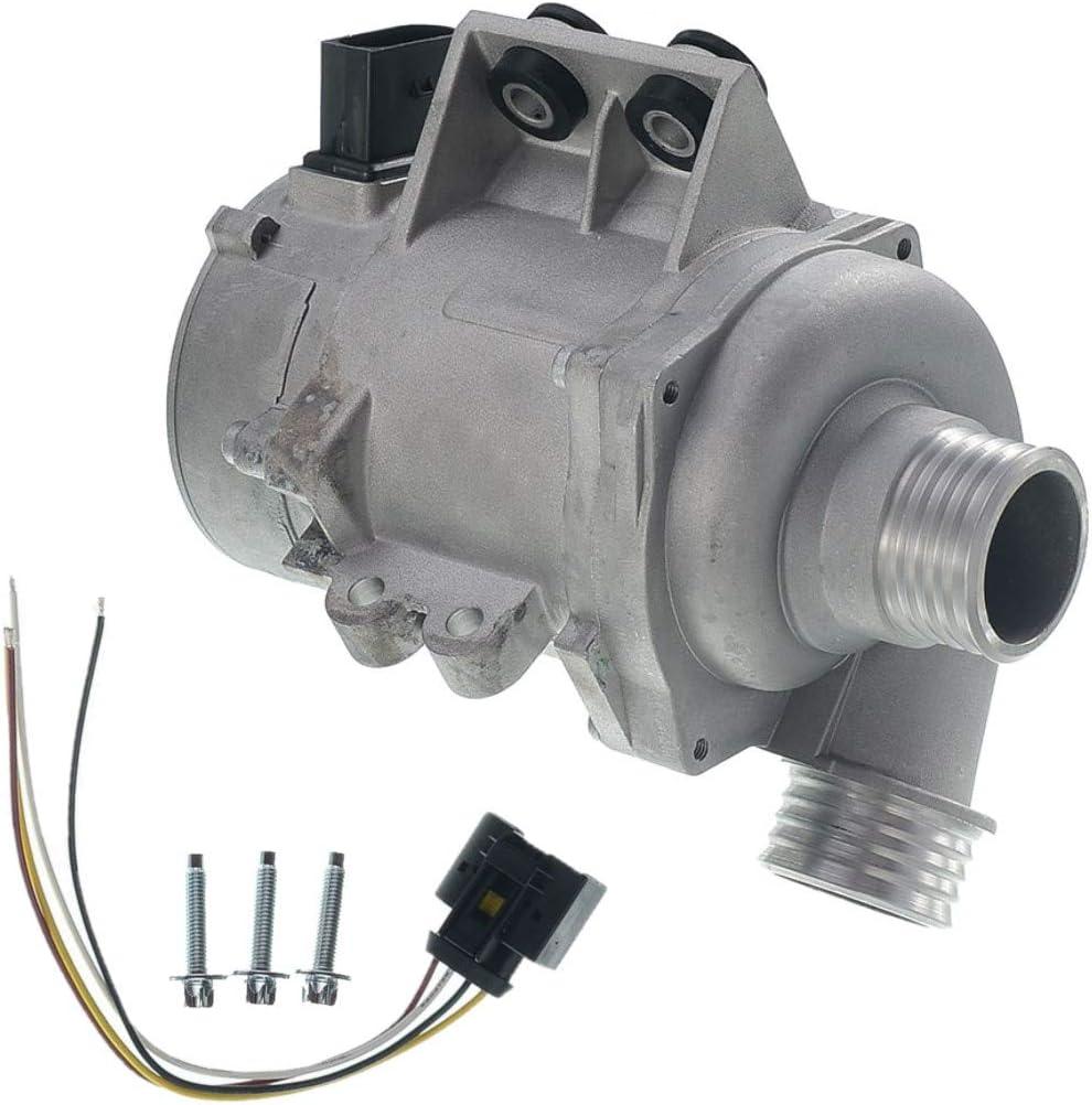 Electric Water Pump for BMW E60 E61 E70 E83 E90 E91 X3 X5 Z4 128i 323i 328i 528i 530i
