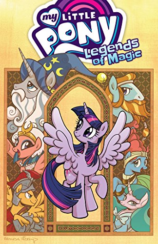 My Little Pony: Legends of Magic, Vol. - Magic Legends